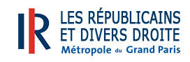 Les Républicains et Divers droite de la Métropole du Grand Paris
