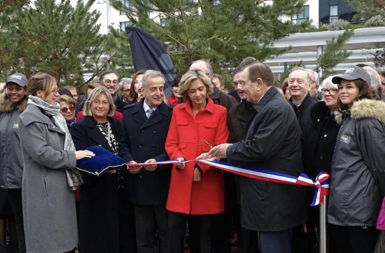 Rueil-Malmaison – Mobipôle ouvre une nouvelle voie au multimodal