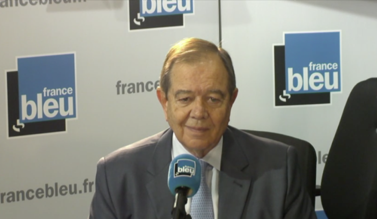 Interview de Patrick Ollier, sur France Bleu