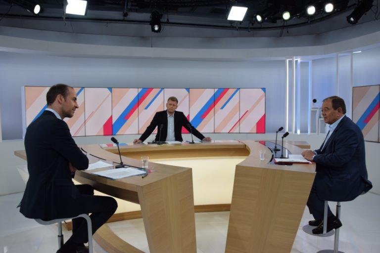 """Patrick Ollier, invité de """"Dimanche en politique"""""""