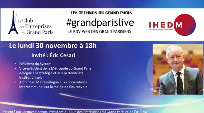 Les technos du Grand Paris